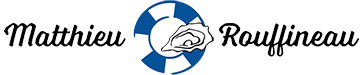 Huîtres Matthieu Rouffineau Logo